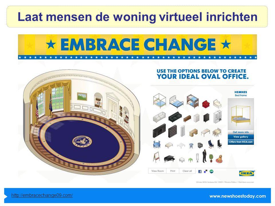 Laat mensen de woning virtueel inrichten http://embracechange09.com/