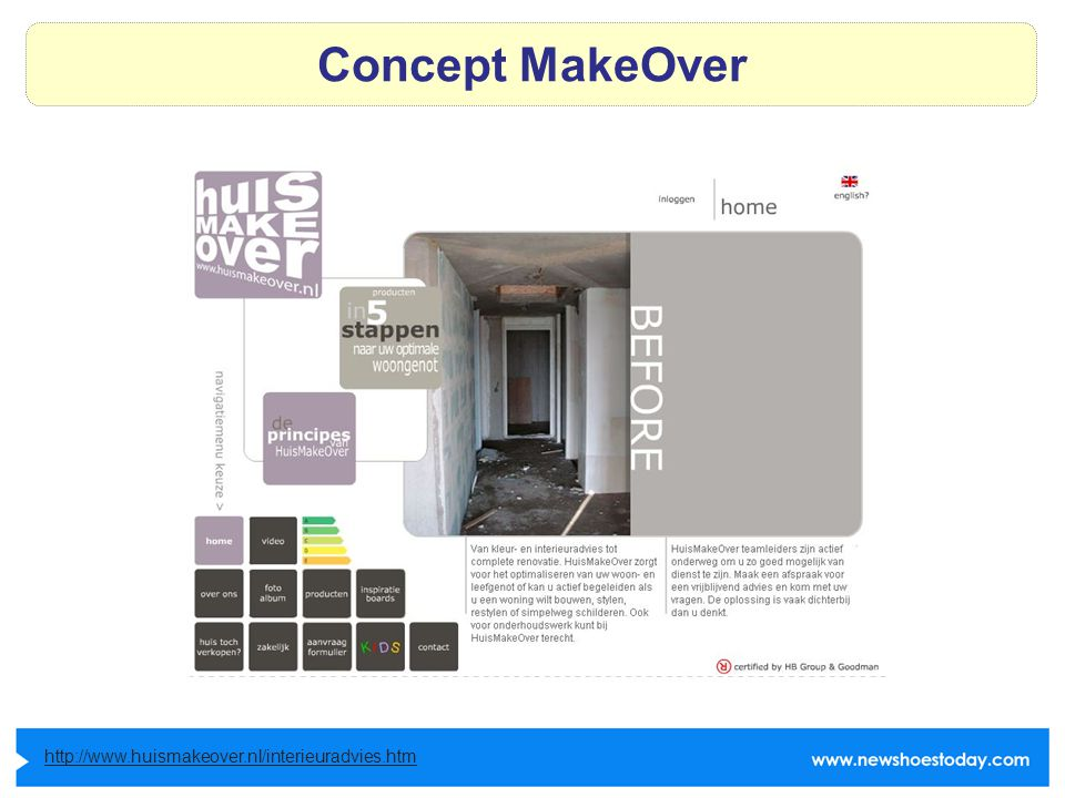 Concept MakeOver http://www.huismakeover.nl/interieuradvies.htm