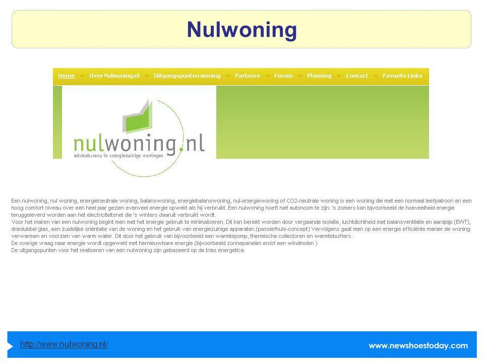Nulwoning http://www.nulwoning.nl/