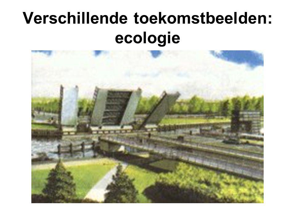 Verschillende toekomstbeelden: ecologie
