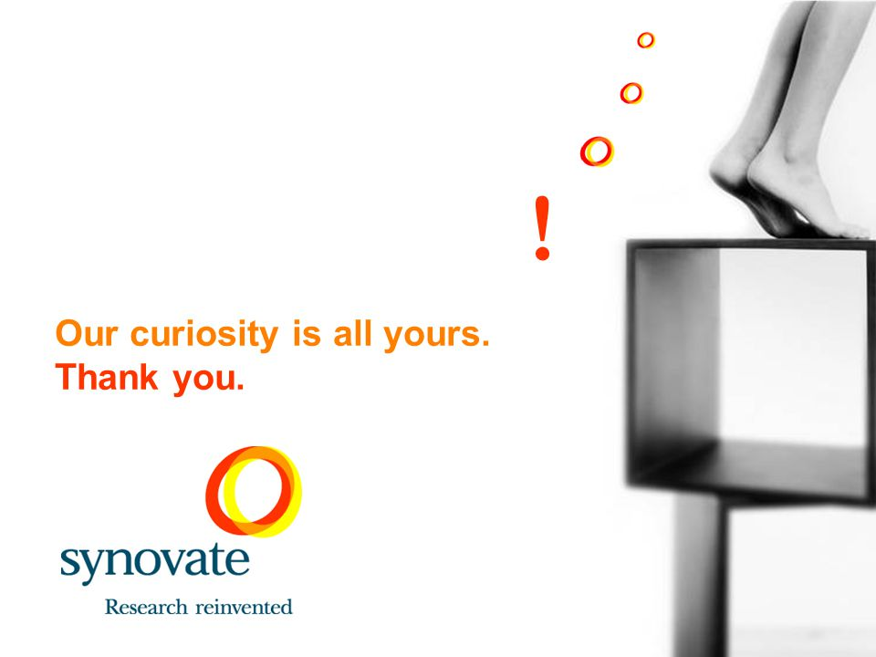 Our curiosity is all yours. Thank you. !