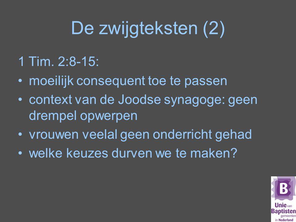 Ontwikkelingen in Nederland (4) G.