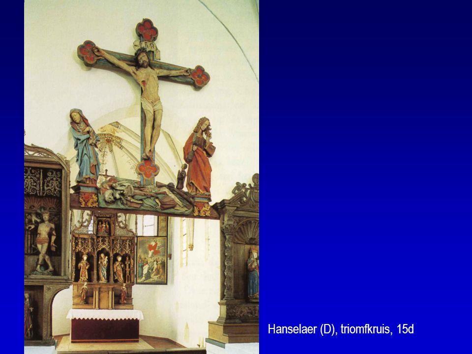 Hanselaer (D), triomfkruis, 15d