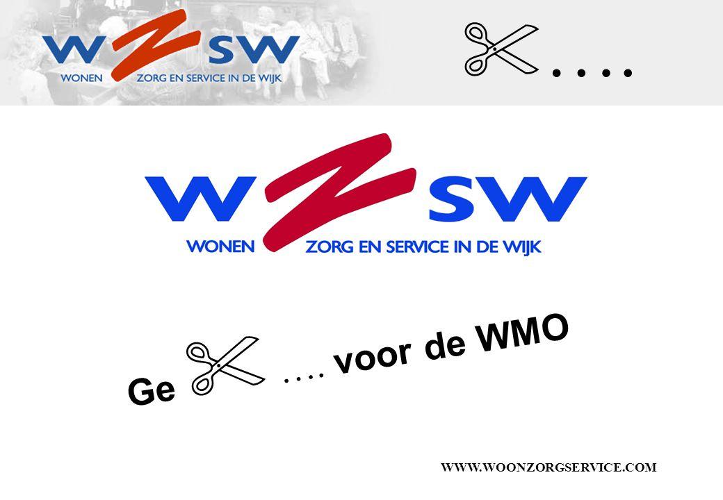 WWW.WOONZORGSERVICE.COM Ge  …. voor de WMO  ….