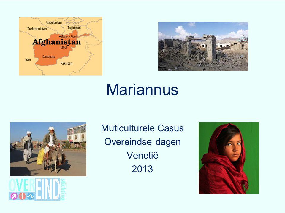 Mariannus Muticulturele Casus Overeindse dagen Venetië 2013