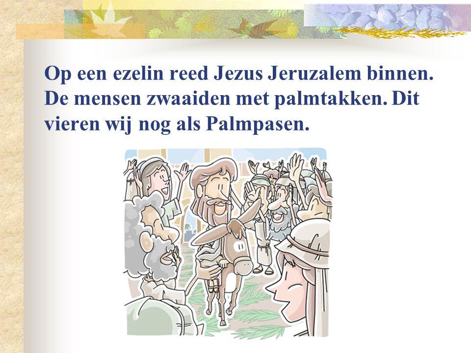 Hij is de opstanding en het leven, dat bewees Jezus door Lazarus, die al drie dagen in het graf had gelegen op te wekken uit de dood.