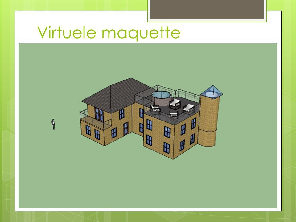 Virtuele maquette