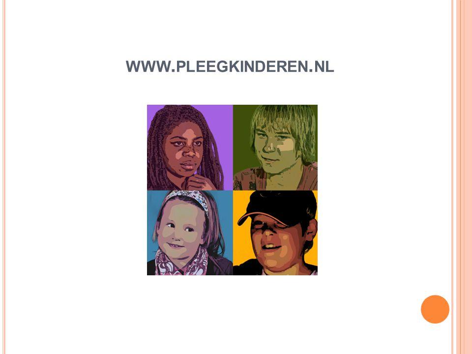 WWW. PLEEGKINDEREN. NL