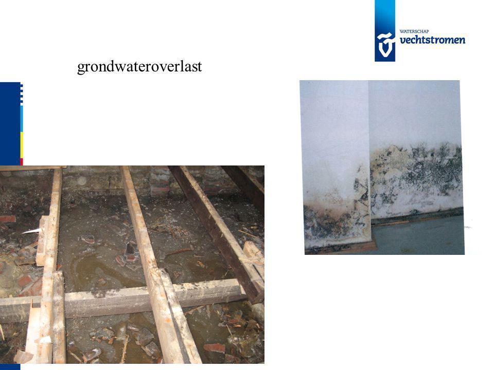 grondwateroverlast