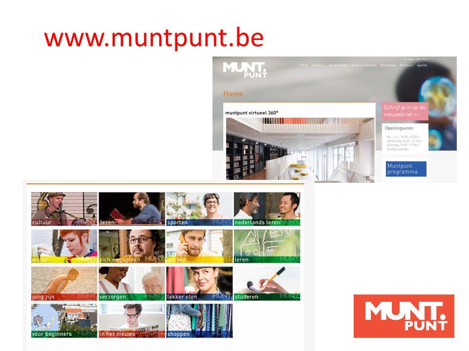 www.muntpunt.be