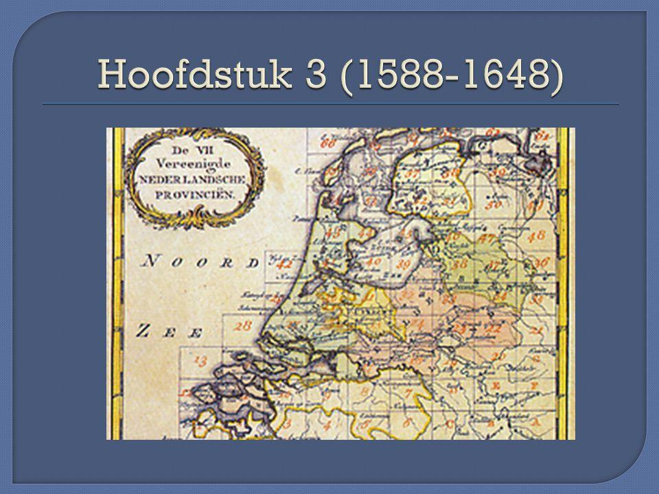 Frankrijk In 1588 laat Hendrik III katholieke leiders vermoorden (te fanatiek) → in 1598 zelf vermoord door fanatieke monnik → Hendrik van Navarra troonopvolger -katholieken erkennen hem niet -Filips II schuift dochter Isabella naar voren In 1593 wordt Hendrik IV katholiek