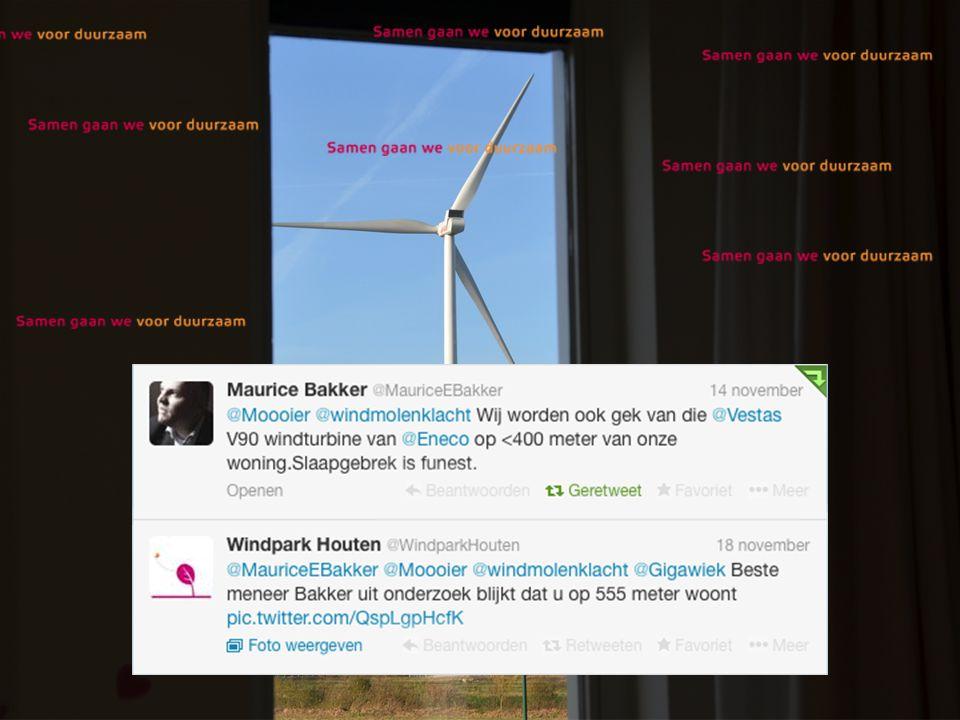 Als NLVOW om omwonenden te ondersteunen en eventueel te praten over alternatieven Als Planschade Instituut om nieuwe klanten te werven, mochten 'ze' er toch komen Als mens om toekomstig omwonenden te behoeden voor de 'fouten van Houten' Als benadeelde huizenbezitter (WOZ-waarde van €675.000,- naar €573.000,- door windturbines)
