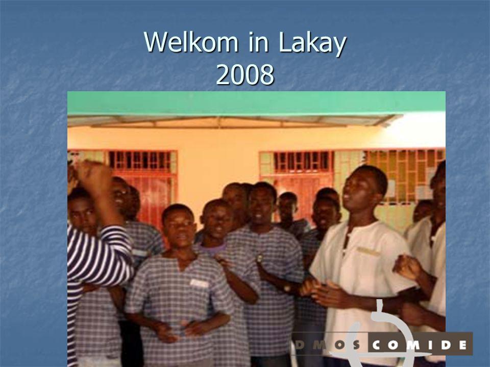 Welkom in Lakay 2008