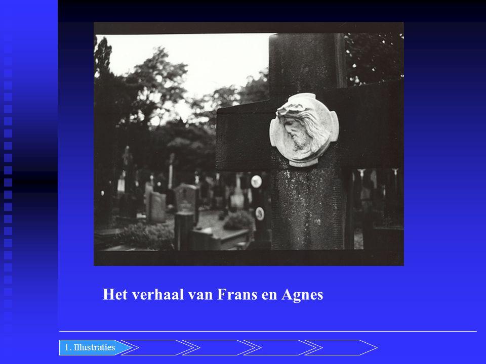 Het verhaal van Frans en Agnes 1. Illustraties
