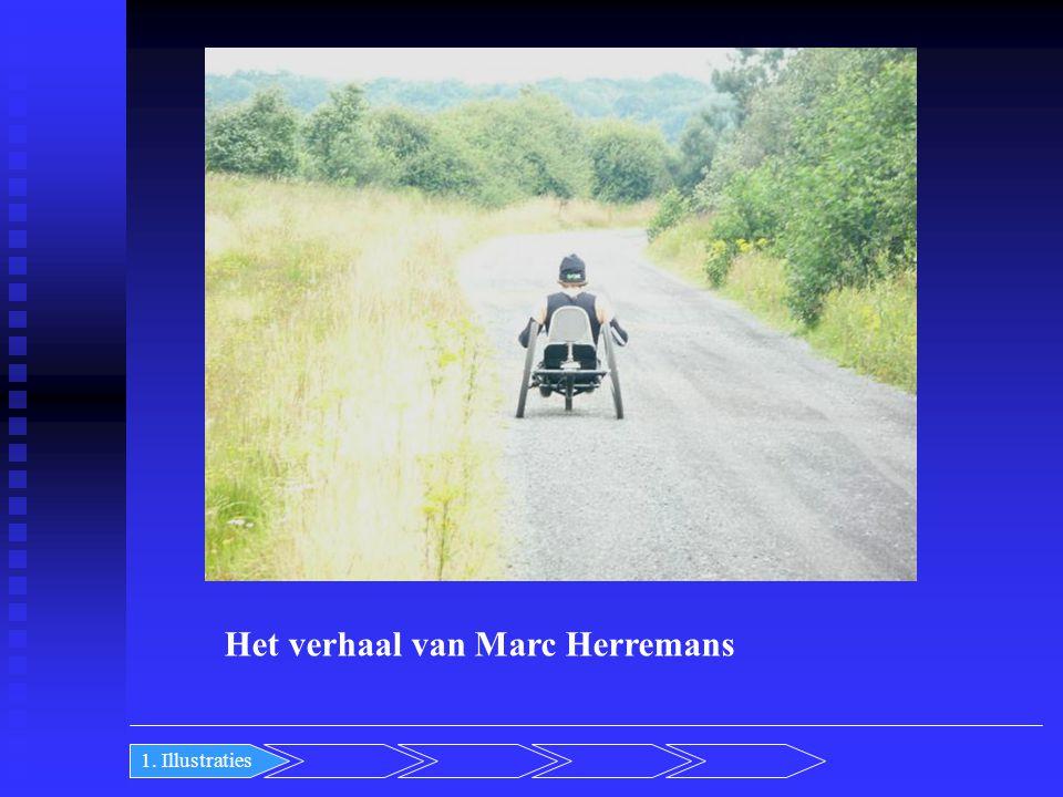 Het verhaal van Marc Herremans 1. Illustraties