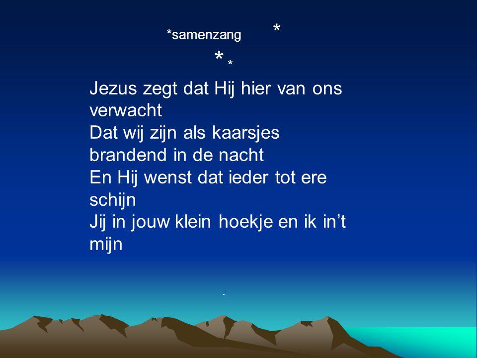 Gedicht door groep 7 Kerstfeest is een feest van vrede Vrede hier en overal.