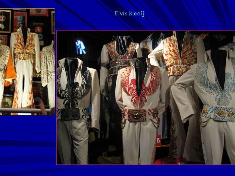 Elvis kostuums