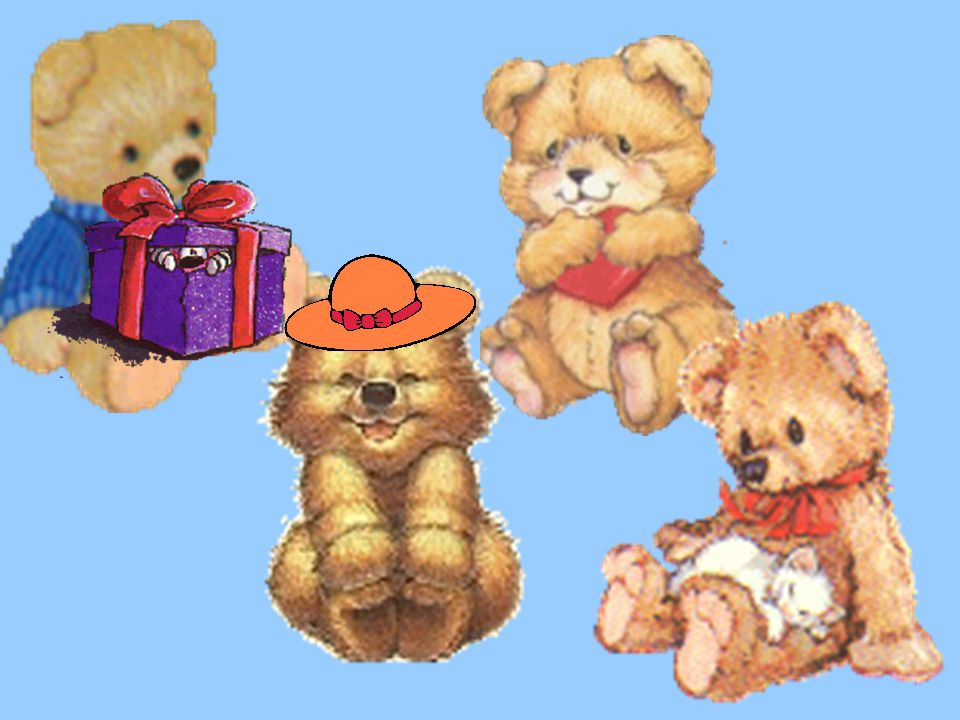 De beren mogen een ijsje uitkiezen…mmmmm….Klik Oeps…eentje teveel Klik..weg