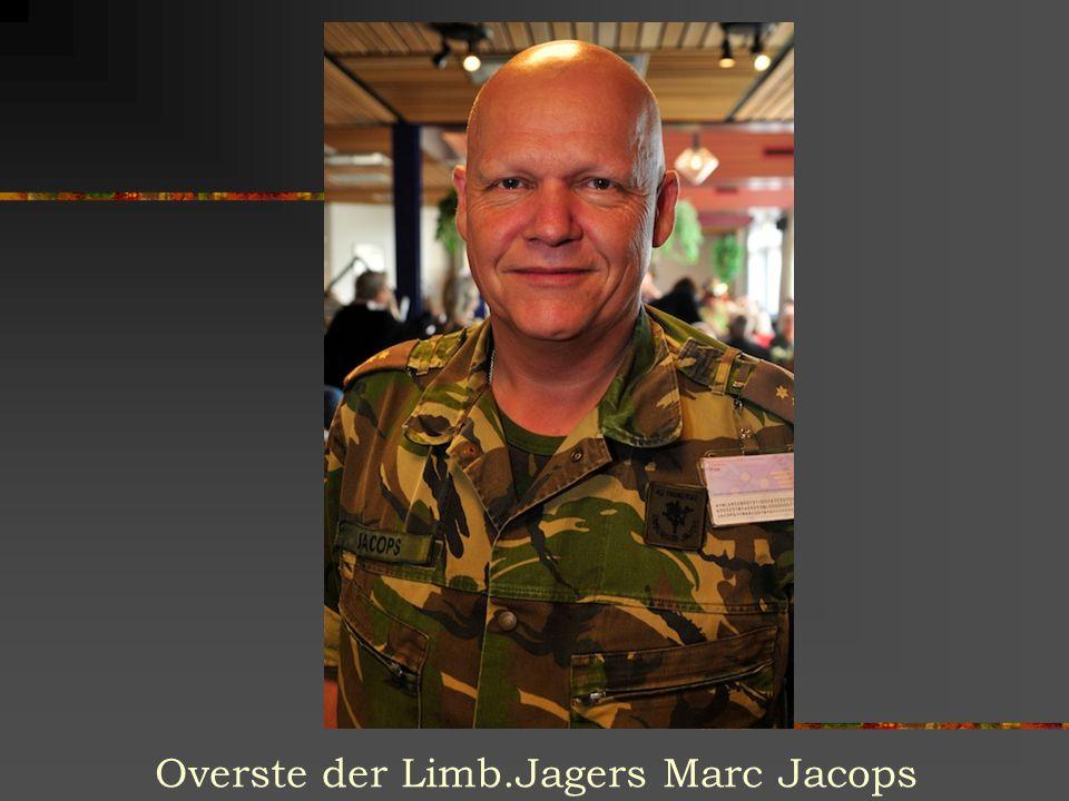 Overste der Limb.Jagers Marc Jacops