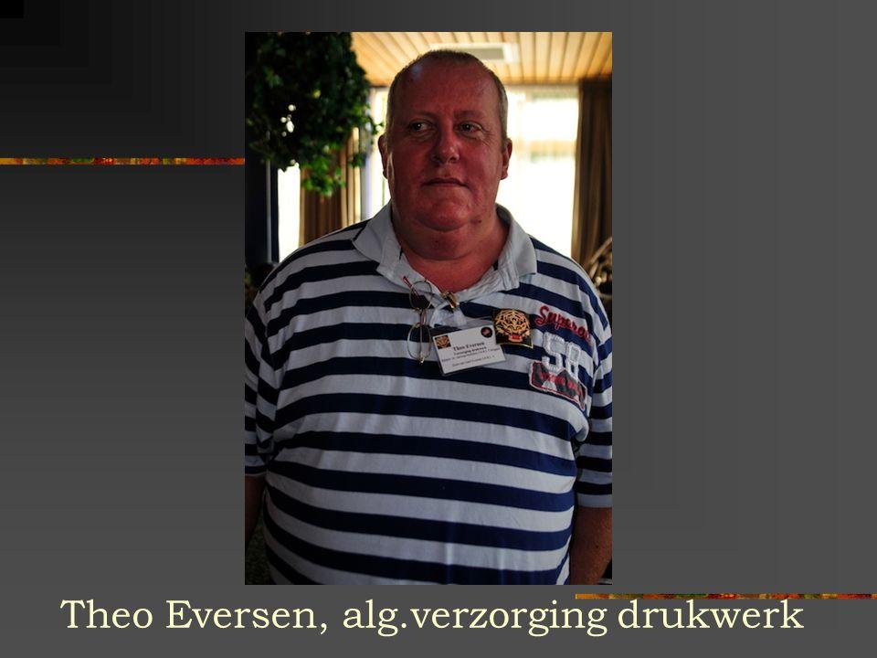 Theo Eversen, alg.verzorging drukwerk