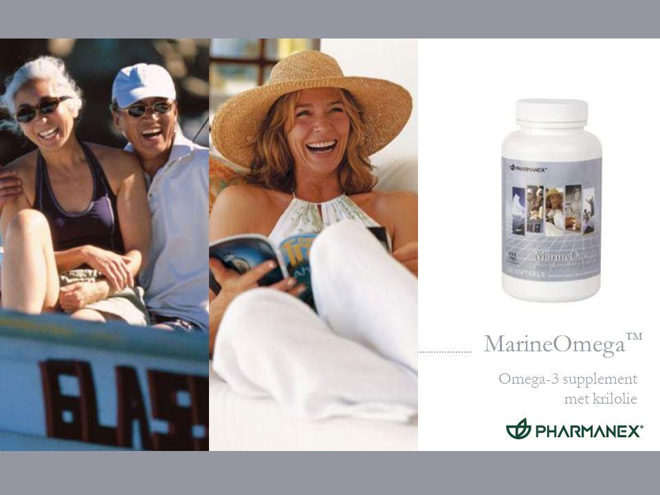 MarineOmega ™ Omega-3 supplement met krilolie