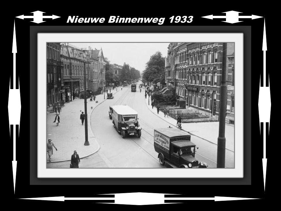 Nieuwe Binnenweg 1933