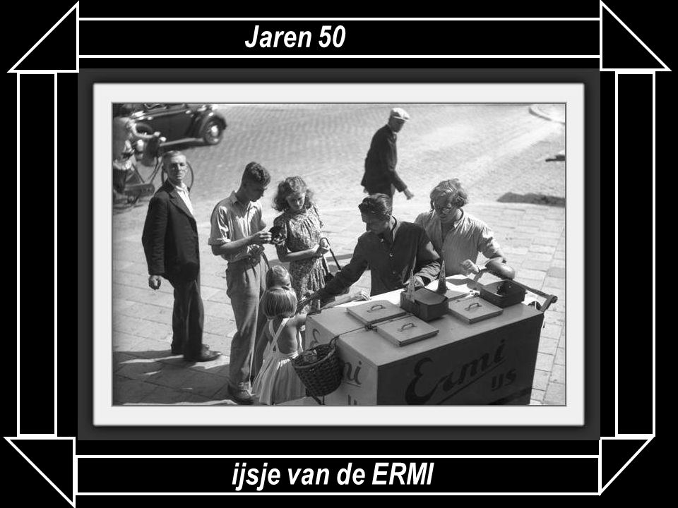 ijsje van de ERMI Jaren 50