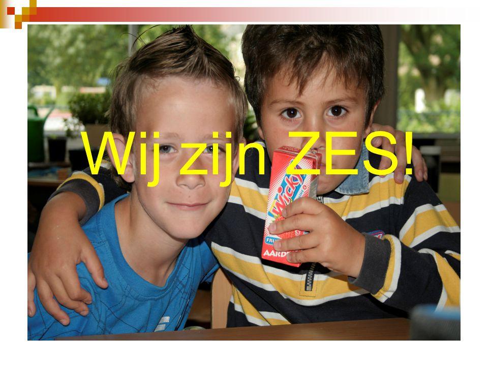 Wij zijn ZES!