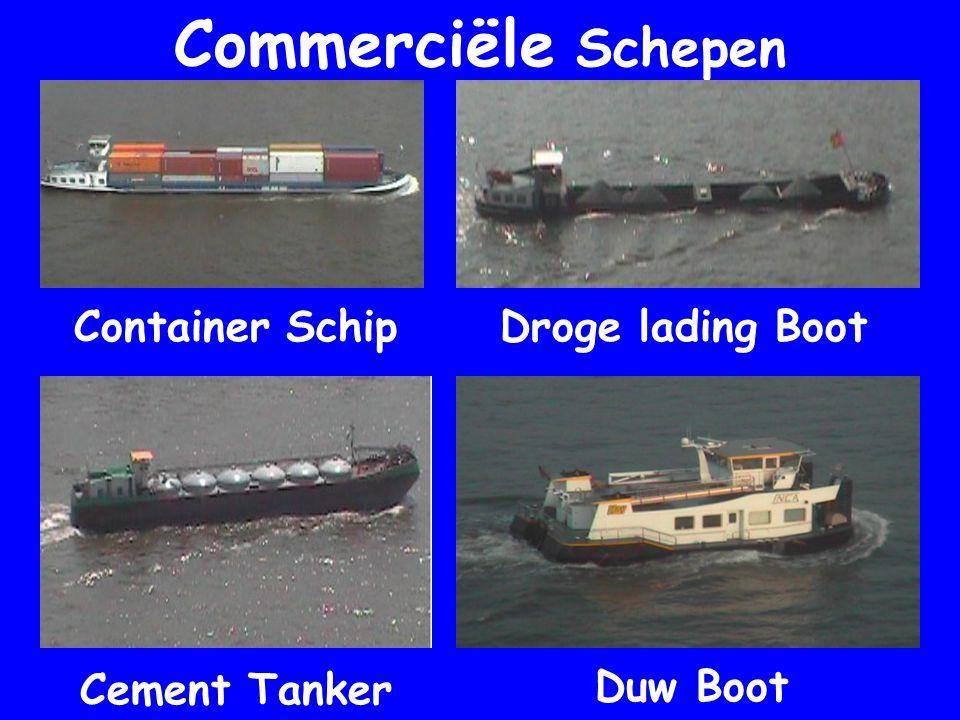 Commerciële Schepen Container SchipDroge lading Boot Cement Tanker Duw Boot