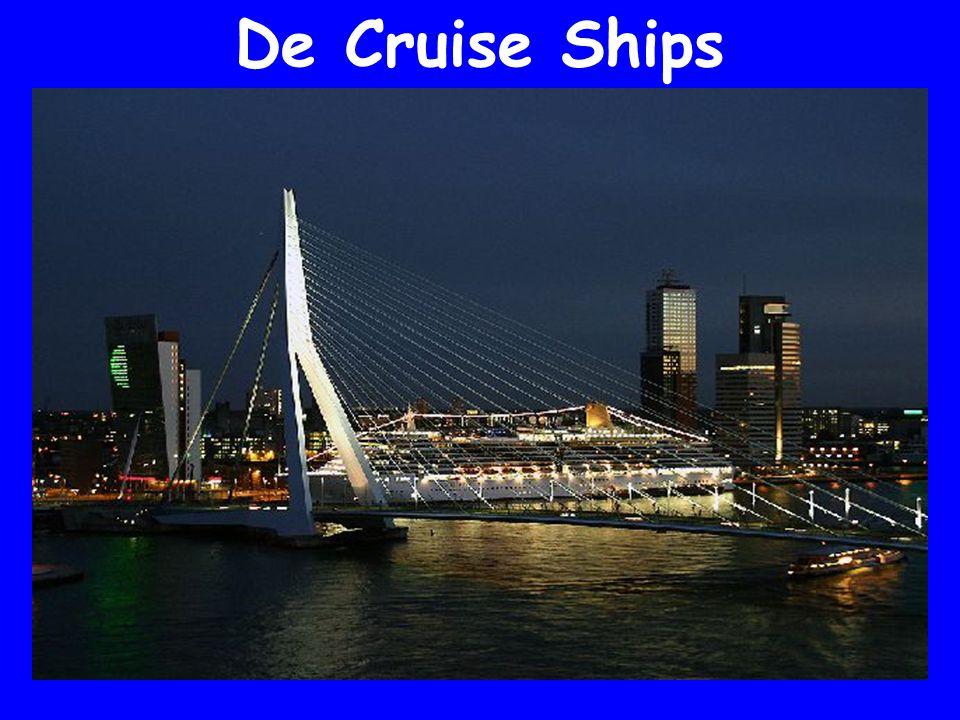 De Cruise Ships