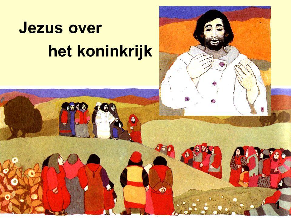 Jezus over het koninkrijk 1