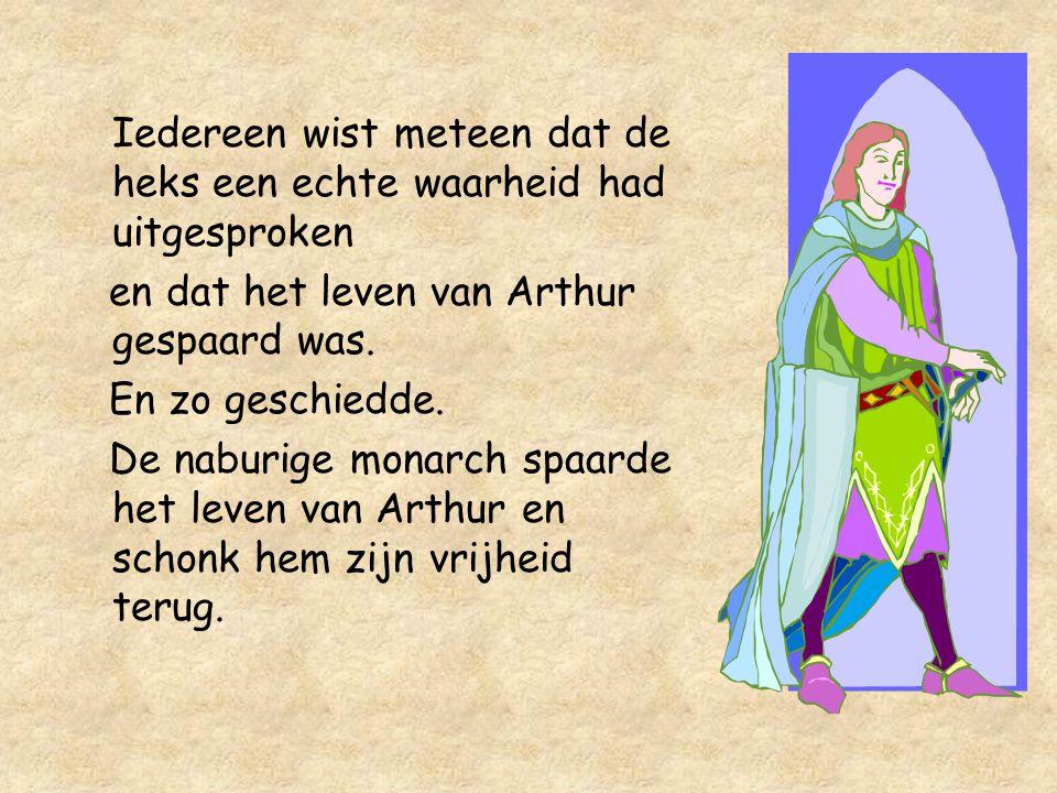 en antwoordde de heks op de vraag van Arthur: wat een vrouw écht wil is dat ze de baas kan zijn over zichzelf en haar leven .