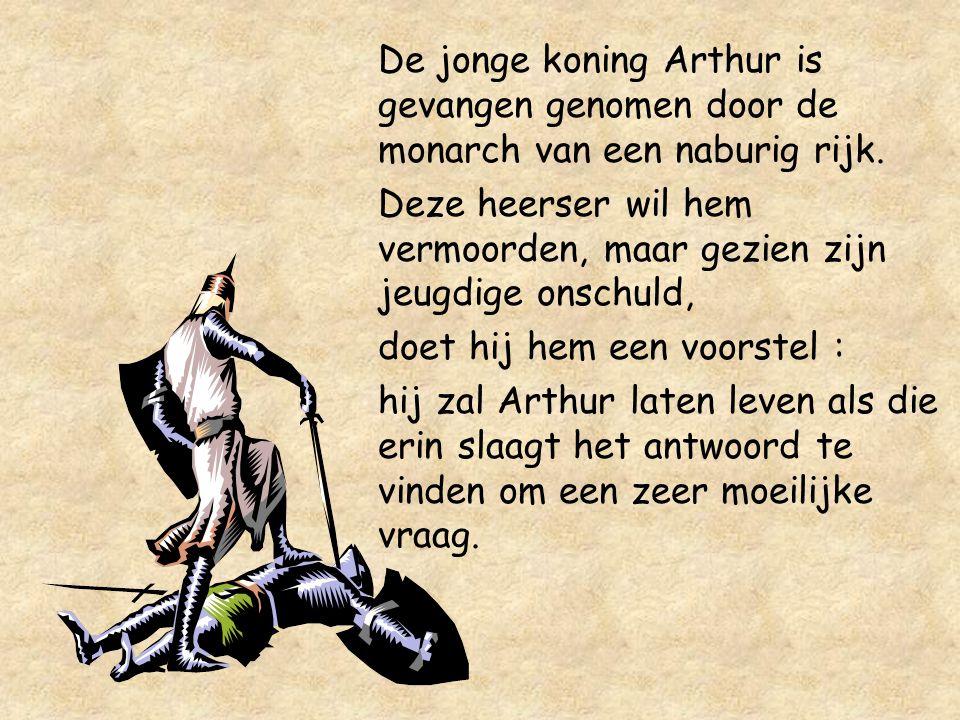Een sprookje … Lees dit met aandacht, want er zit een moraal aan het verhaal. © Jenny