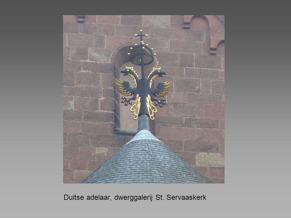 Duitse adelaar, dwerggalerij St. Servaaskerk