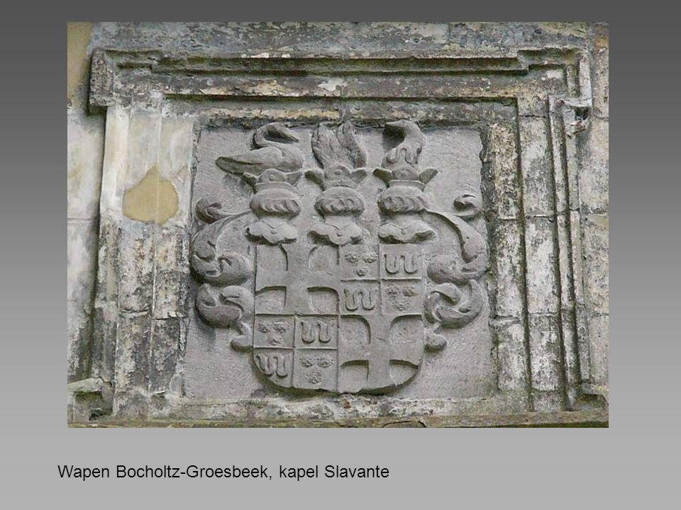 Wapen Bocholtz-Groesbeek, kapel Slavante