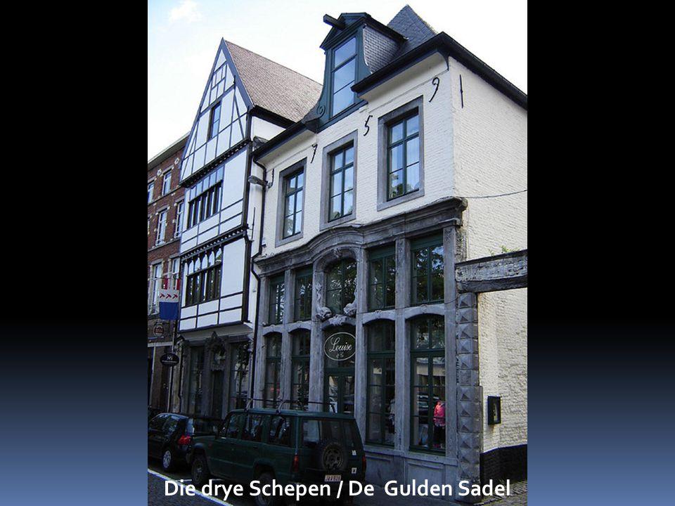 Die drye Schepen / De Gulden Sadel