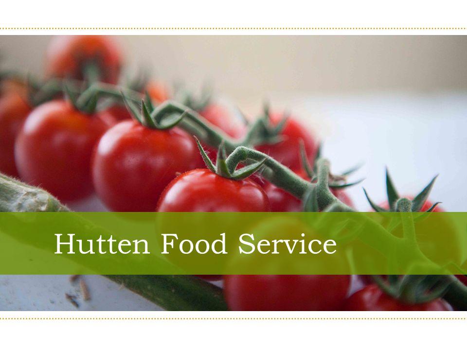 Hutten Food Service