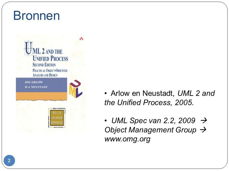 UML Een groot taal .