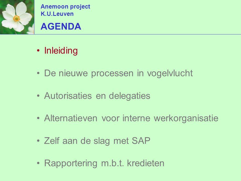 Anemoon project K.U.Leuven drill down detail kop