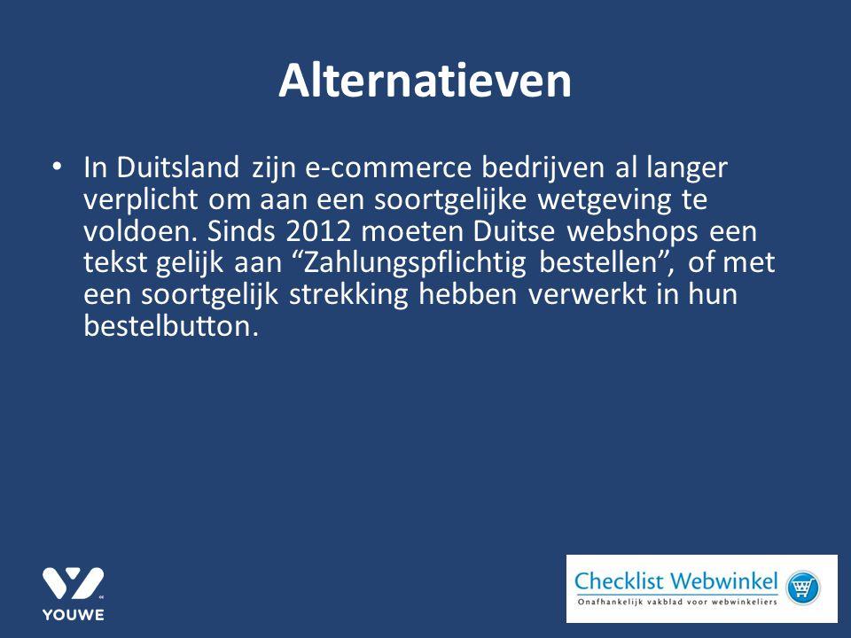 Alternatieven
