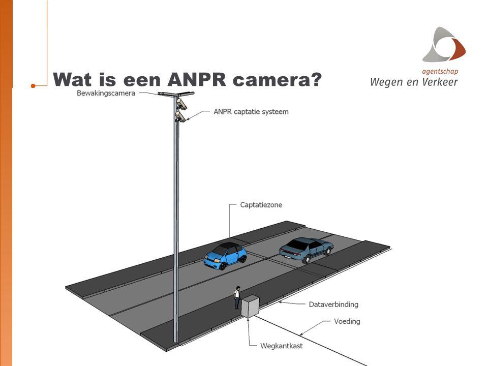 Opbouw opdrachtencentrale vast ANPR netwerk Het Basissysteem Back Office Operatorpost Front Installation 2 ANPR camera's Voeding Netwerk Op bureau Op de wegen Dataserver + Standaard packet Nummerplaat Landtype Tijdstip Plaats