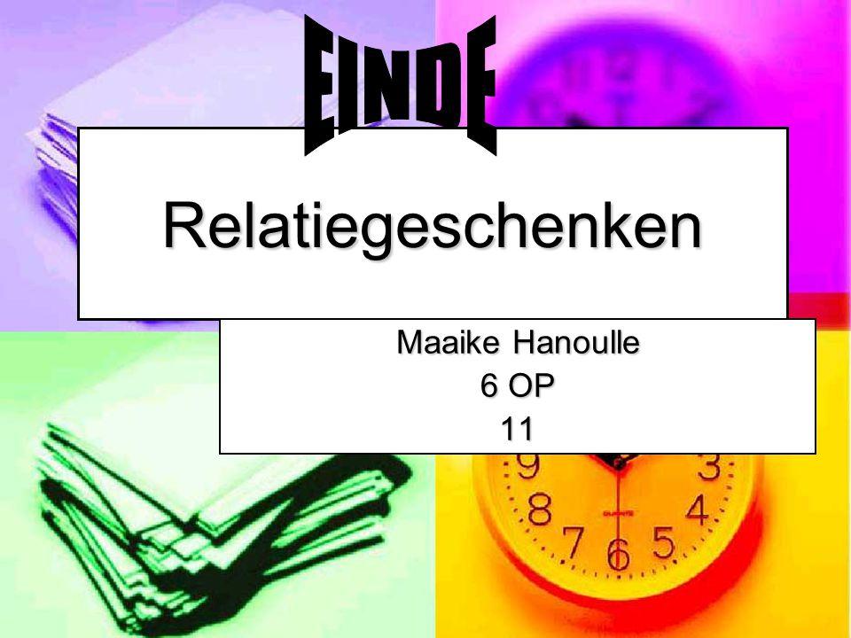 Relatiegeschenken Maaike Hanoulle 6 OP 11