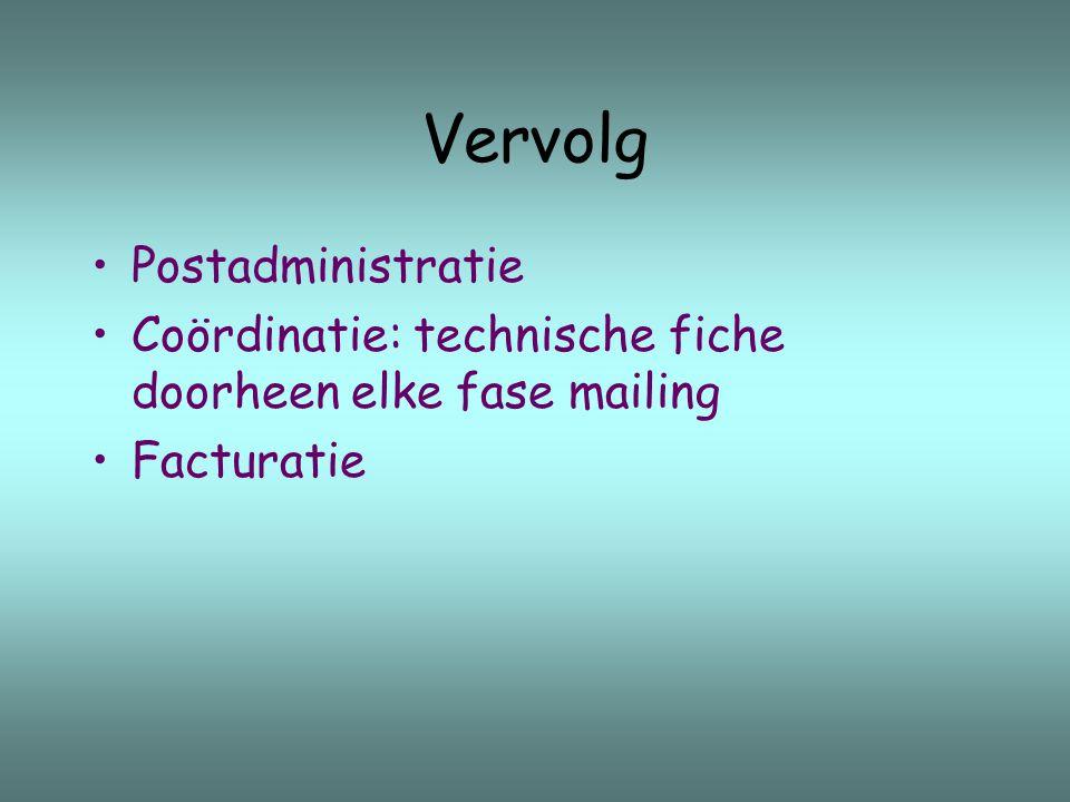 Sortering Voorkeurtarieven Post Per uitreikingskantoor: Brussel, Antwerpen, Luik, Charleroi, Libramont, Kortrijk en Gent Gebundeld per postcode (vb: 8