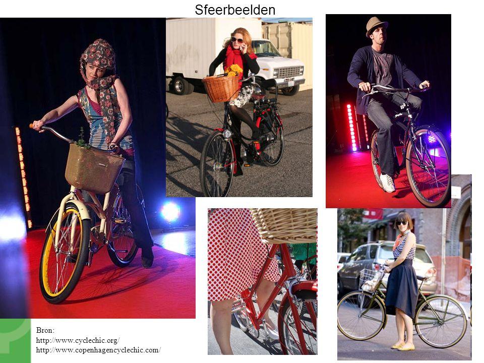 Bron: http://www.cyclechic.org/ http://www.copenhagencyclechic.com/ Sfeerbeelden