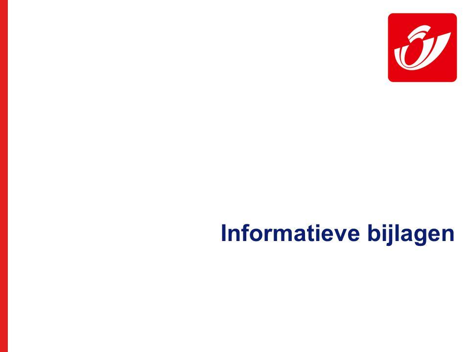 Informatieve bijlagen