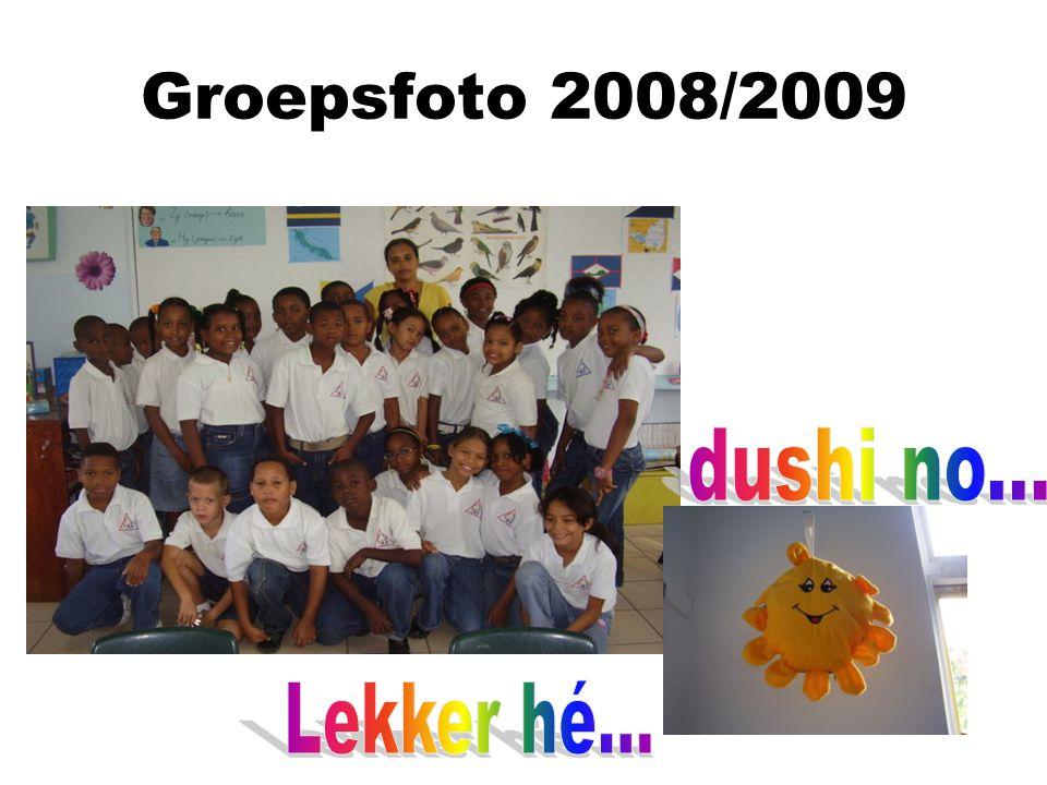 Groepsfoto 2008/2009