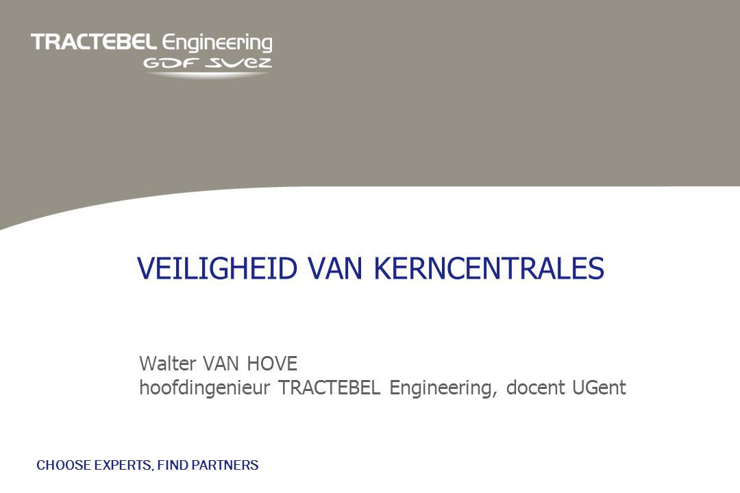 18-06-200922 VEILIGHEID VAN KERNCENTRALES Probabilistische benadering De oorspronkelijke opvatting was dat de deterministische studies, de DBA (Design Base Accidents), alle mogelijke accidenten afdekken.
