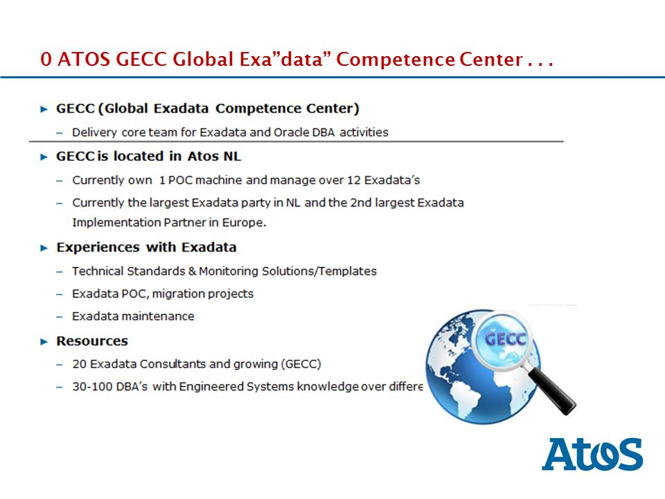 "17-11-2011 0 ATOS GECC Global Exa""data"" Competence Center..."