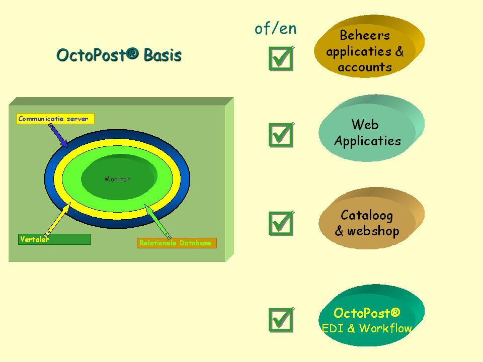         OctoPost® Basis of/en