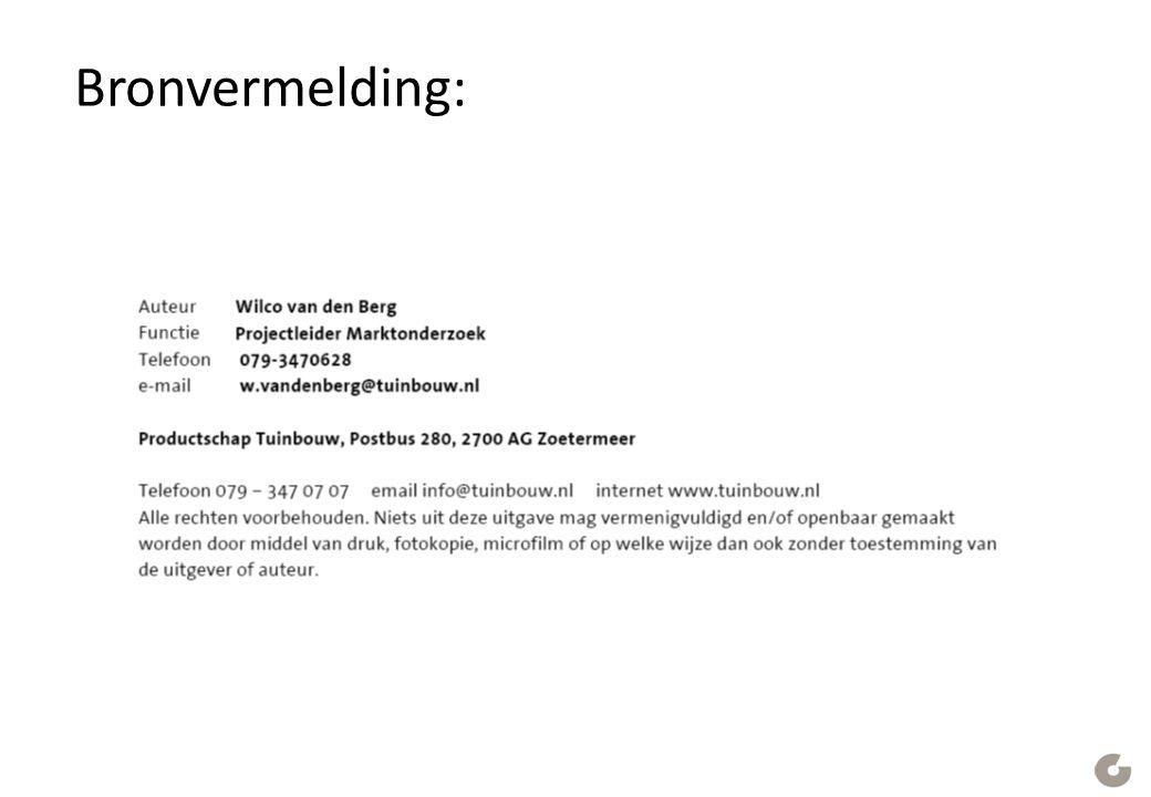 Bronvermelding: